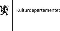 Kulturdepartementet logo