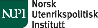 Norsk Utenrikspolitisk Institutt logo