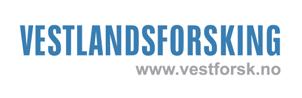 Vestlandsforsking logo