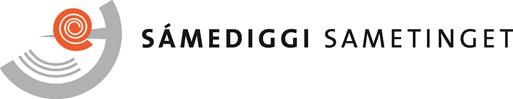 Sámediggi - Sametinget logo