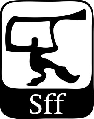 Stiftinga for folkemusikk og folkedans logo