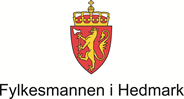 Fylkesmannen i Hedmark logo