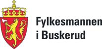 Fylkesmannen i Buskerud logo