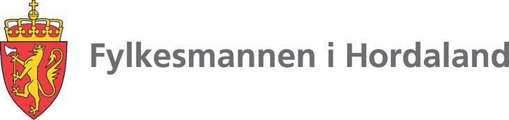 Fylkesmannen i Hordaland logo