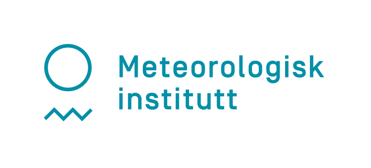 Norwegian Meteorological Institute logo