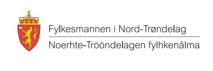 Fylkesmannen i Nord-Trøndelag logo