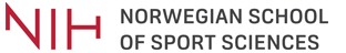 The Norwegian School of Sport Sciences  logo