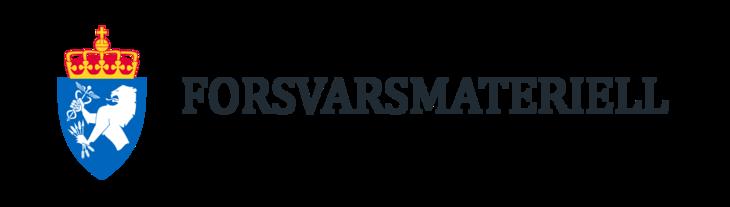 Forsvarsmateriell logo