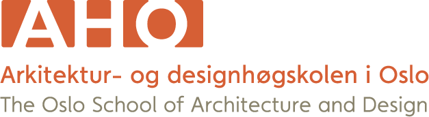The Oslo School of Architecture and Design logo