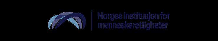 Norges institusjon for menneskerettigheter logo