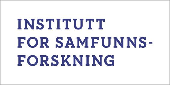 Institutt for samfunnsforskning logo