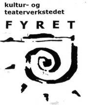Kultur- og teaterverkstedet Fyret logo