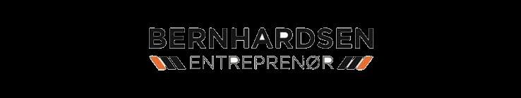 Bernhardsen Entreprenør logo