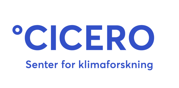 CICERO Senter for klimaforskning logo