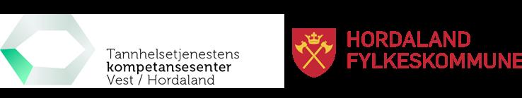 Tannhelsetjenestens kompetansesenter Vest/Hordaland logo