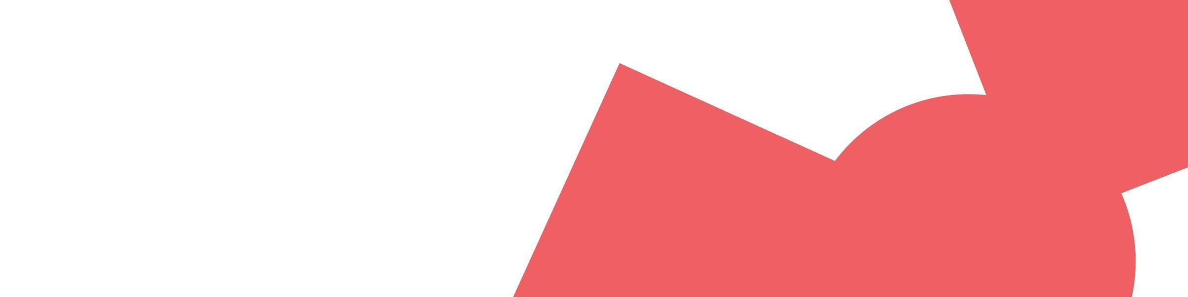 Banner - rød