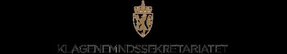 Klagenemndssekretariatet logo