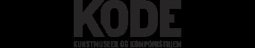 KODE | Kunstmuseer og komponisthjem logo