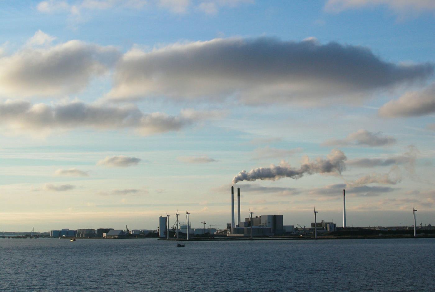Industri og havmiljø