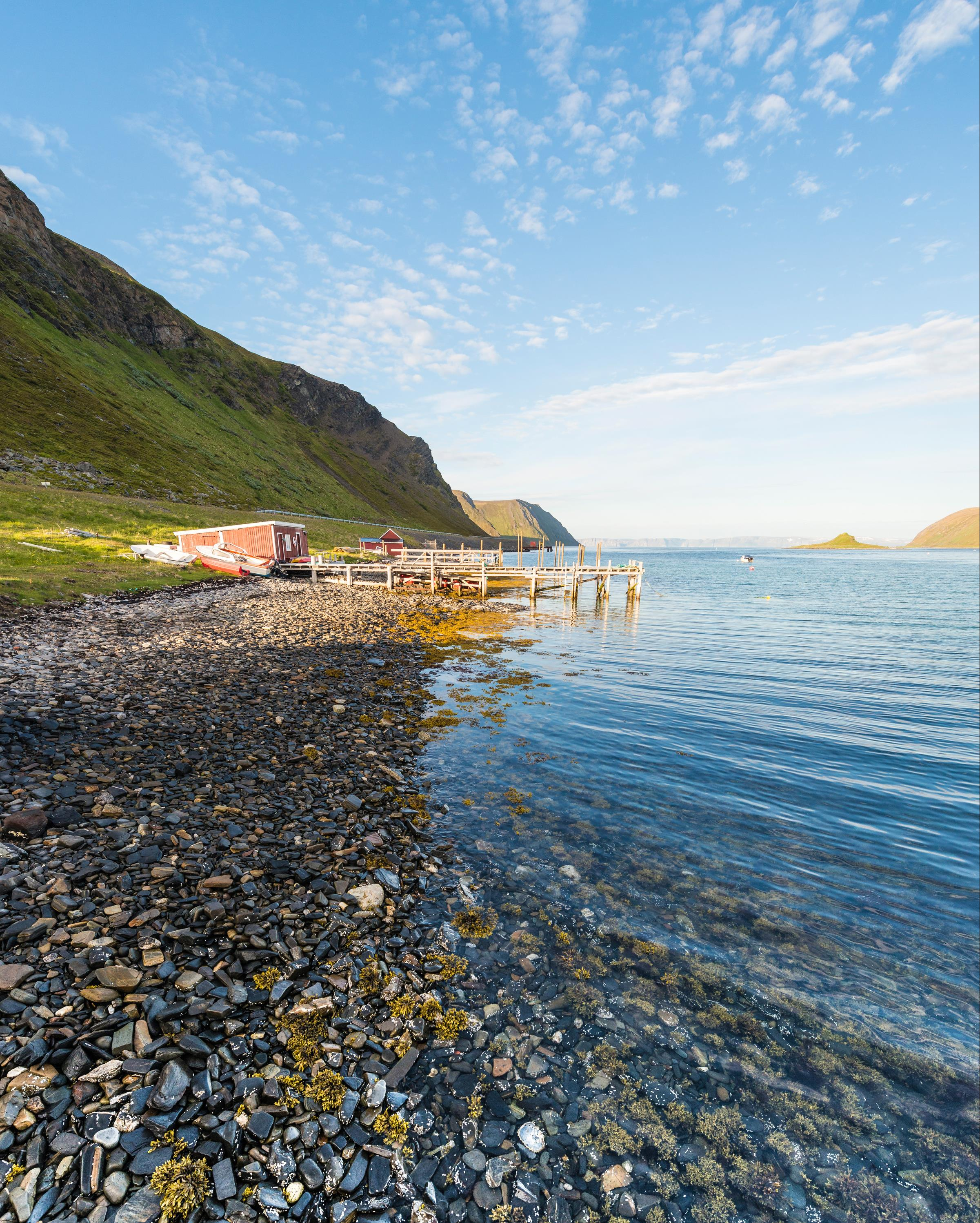 Natur Nordkapp
