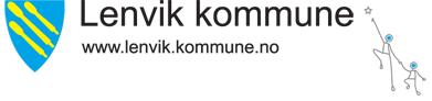 Lenvik kommune logo