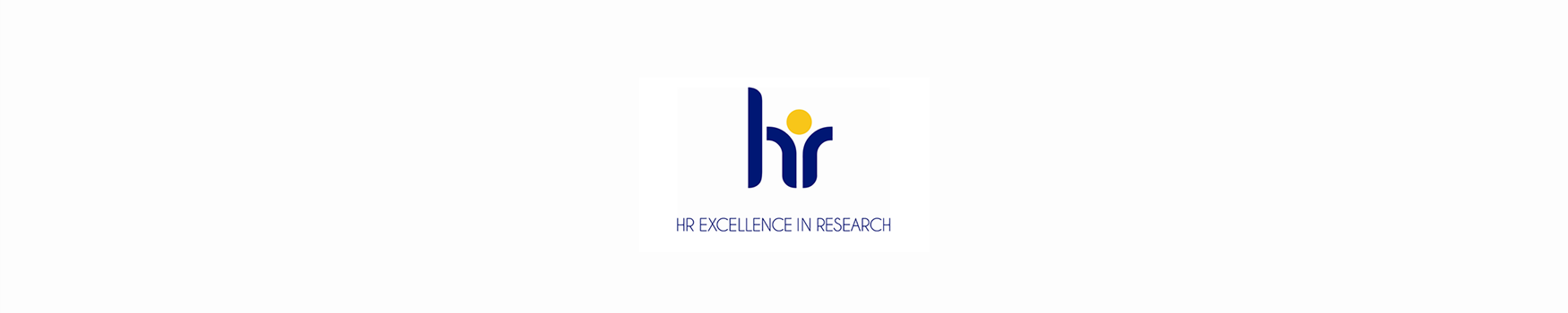 Banner HR EXCELLENCE IN RESEARCH