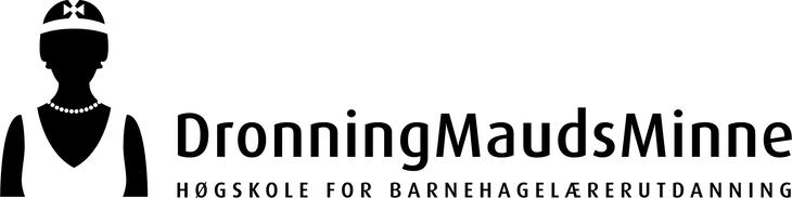Dronning Mauds Minne - Høgskole for barnehagelærerutdanning logo