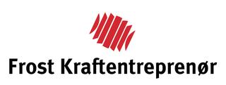 Frost Kraftentreprenør logo