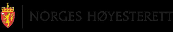 Norges Høyesterett logo
